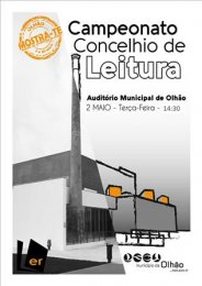 Ler mais: Campeonato de Leitura Concelhio - 2017