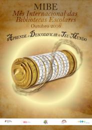 Ler mais: Mês Internacional da Biblioteca Escolar - 2016